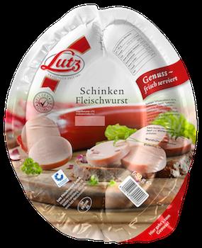Schinken-Fleischwurst