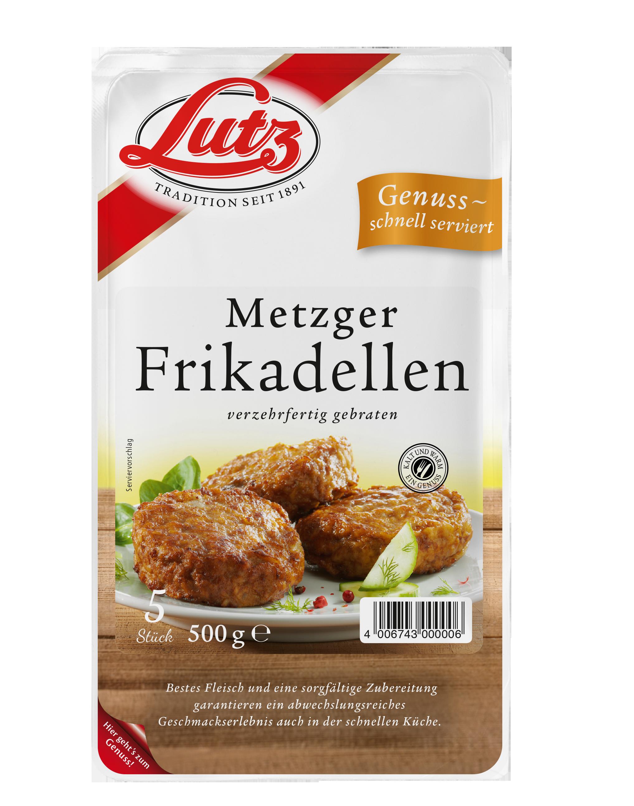Metzger Frikadelle