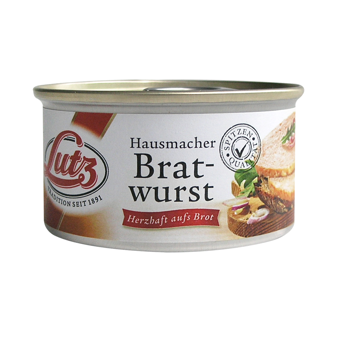 Dose_Hausmacher_Bratwurst
