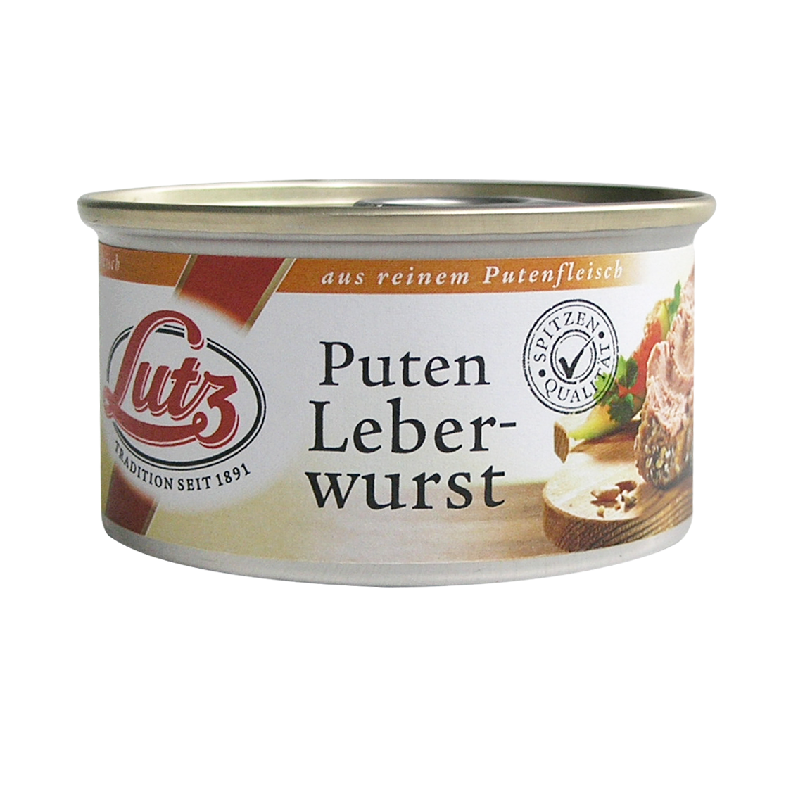 Puten-Leberwurst