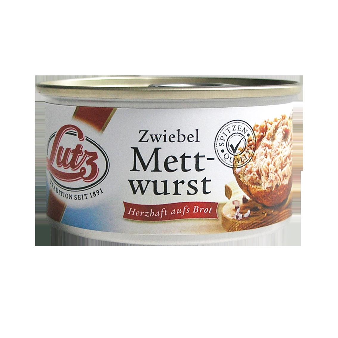 Dose_Zwiebel-Mettwurst